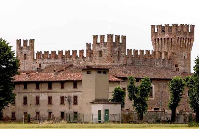 Il Castello di Malpaga a Cavernago