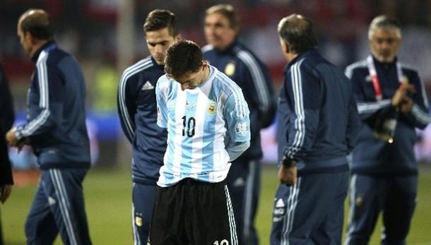 Coppa America: Messi rifiuta premio MVP