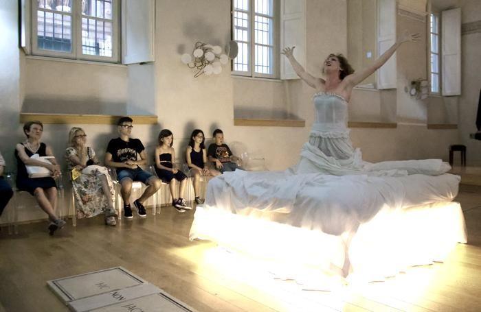 Tanti bambini e adolescenti alla Donizetti Alive