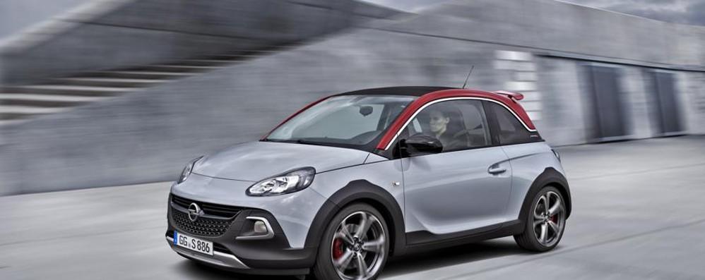 Opel Adam Rocks S Mini crossover sportivo