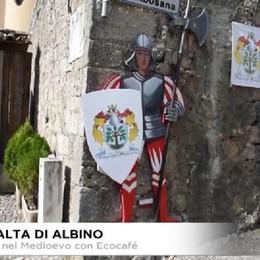 Vall'Alta Medievale con l'Ecocafé