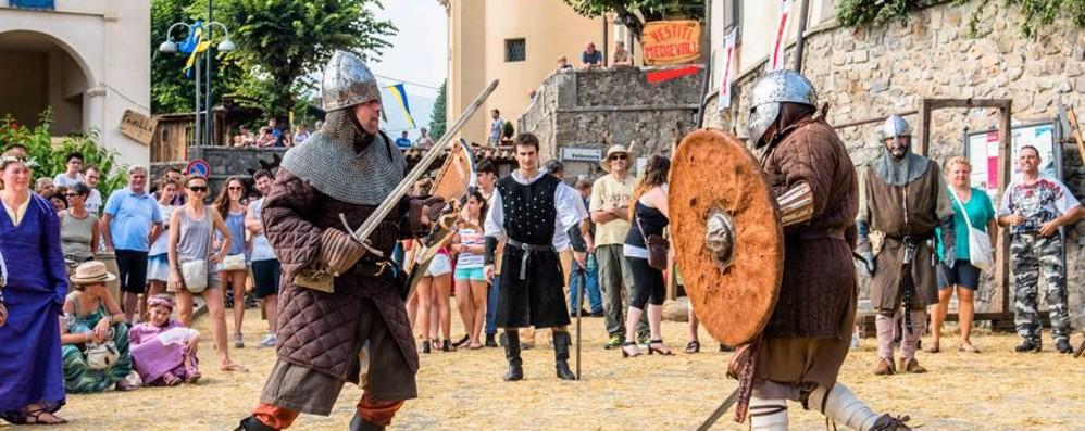 Vall'Alta medievale da record 12 mila persone in tre giorni