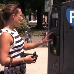 A Bergamo senza contanti