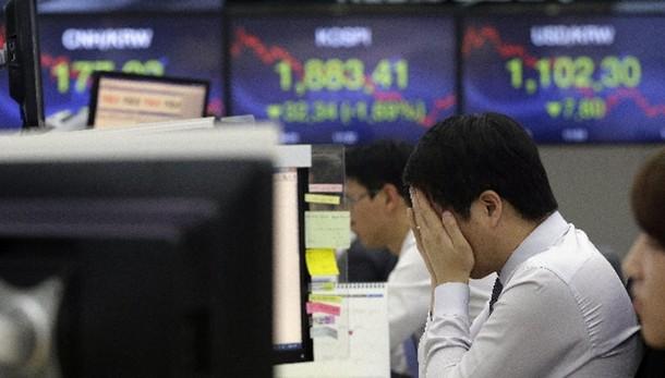 Borsa:Asia in netto calo dopo voto Atene