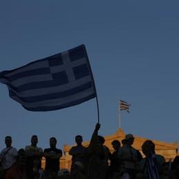 Grecia, con quel no sfida tutta politica