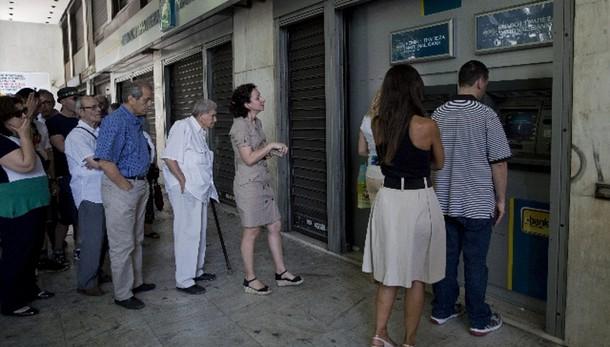 Grecia: domani banche chiuse