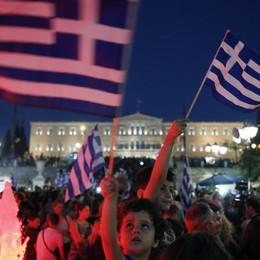 Grecia fuori, mercati traballanti Tu da che parte stai? Il sondaggio