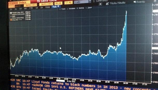 Oro: in rialzo dopo voto Grecia