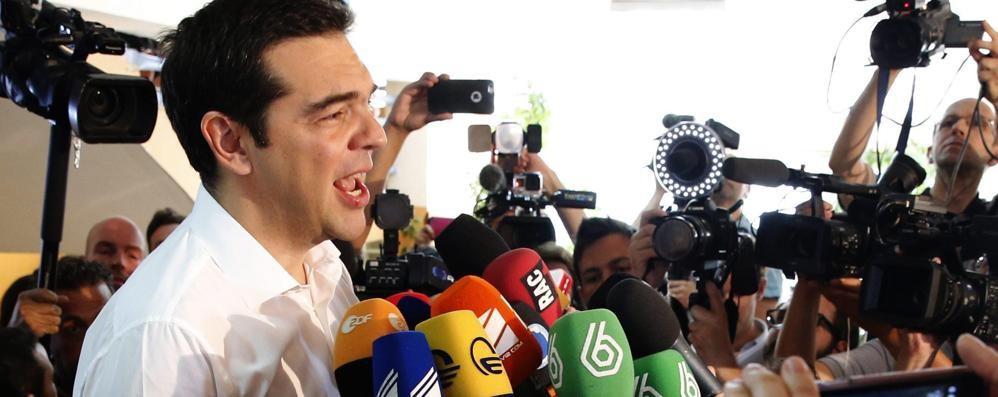 Referendum Grecia,   «no»  il 61% Tsipras cerca nuovo patto - Foto e social
