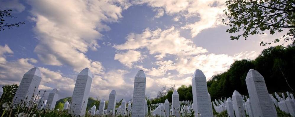 Vent'anni dal massacro di Srebrenica Le tensioni restano, con il Cesvi si sorride