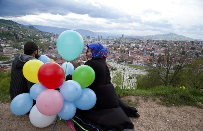 Vent'anni dal massacro di Srebrenica (foto di Cristina Francesconi)