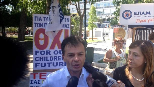 Grecia: mozione sinistra,sostenere Atene