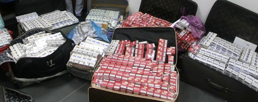 In volo da Istanbul ad Orio con 788 stecche di sigarette
