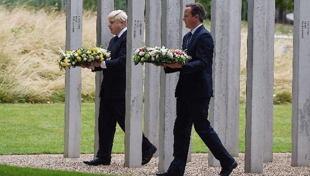 Londra ricorda gli attacchi del 7 luglio