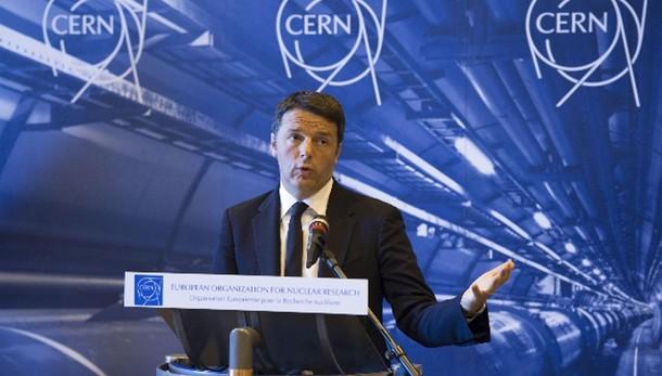 Renzi, col machete contro ciò che non va