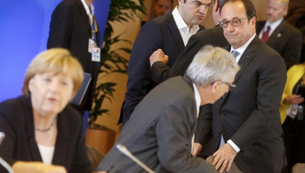 Ue a Grecia,accordo in 5 giorni o Grexit