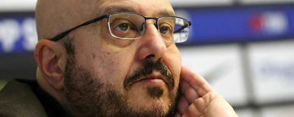 Calciopoli, Marino dà l'altolà «L'Atalanta ha già pagato, e più di altri»