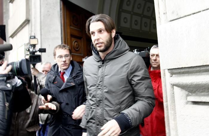Cristiano Doni in Procura