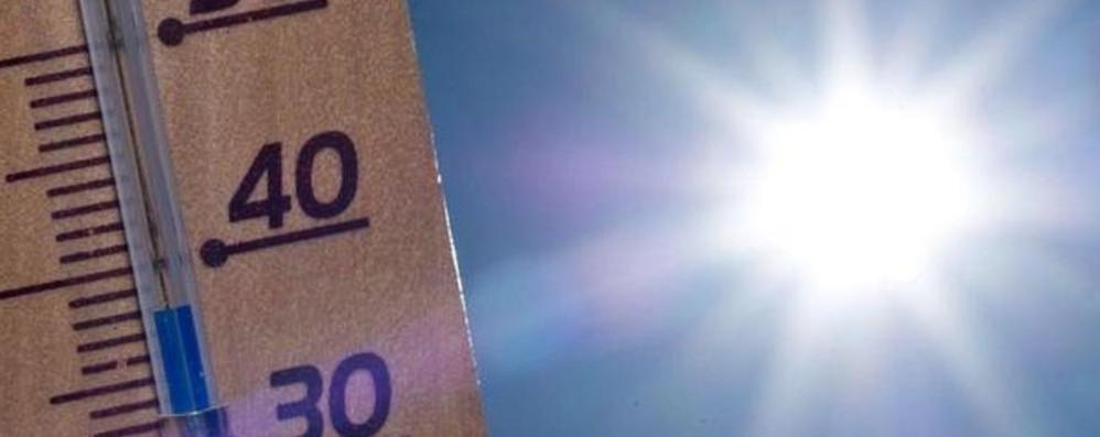 «Mai così caldo dal '900, record battuti» Ma da domani sera si torna a respirare