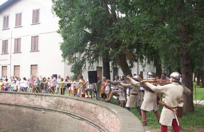 Festa in Rocca a Urgnano