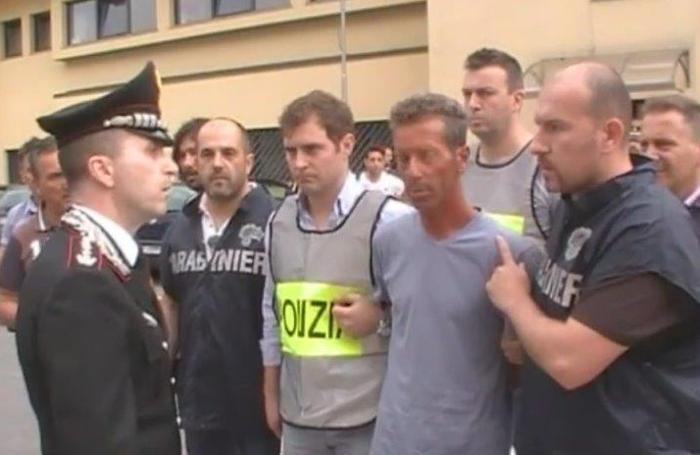 L'arresto di Bossetti