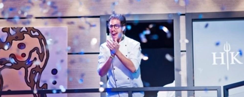 Hell's Kitchen, trionfa Mirko Ronzoni È di Dalmine lo chef migliore della tv