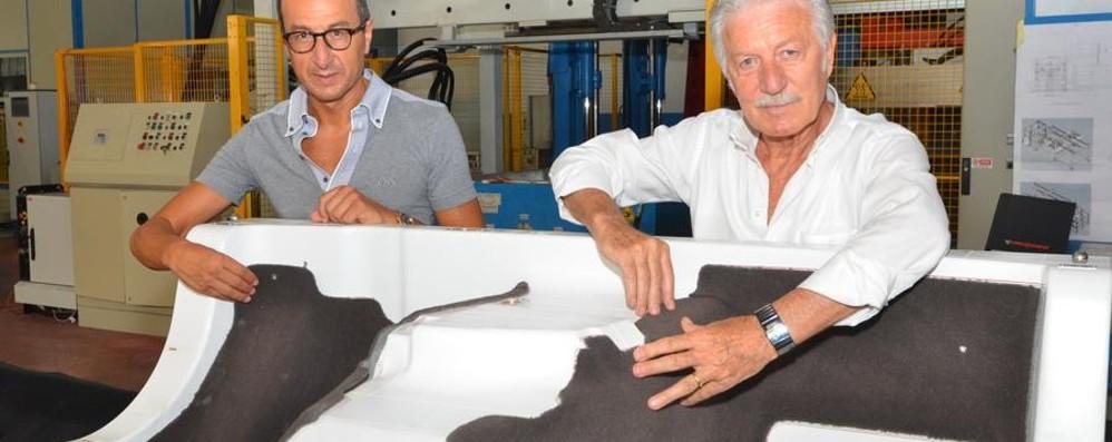 Panda, Fiat 500X, Giulia e Maserati: gli interni in tessuto made in Cazzano