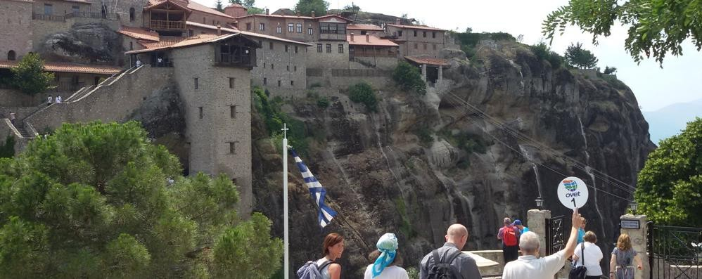 Pellegrinaggio sulle orme di Paolo In trecento con il vescovo in Grecia