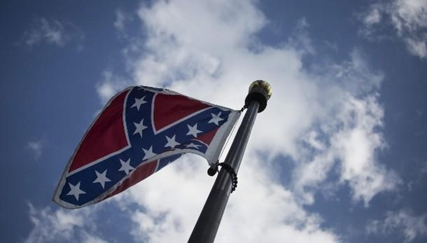 South Carolina, via bandiera confederata