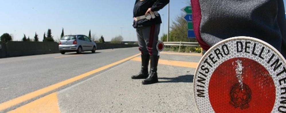 Tenta una rapina al casello dell'A4 Arrestato dalla Polstrada di Bergamo