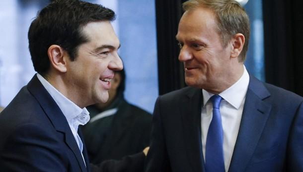 Tusk, Grecia proponga riforme oggi