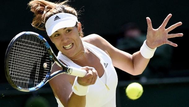 Wimbledon: Muguruza prima finalista