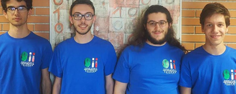Alle Olimpiadi d'Informatica Marco Donadoni è d'argento!