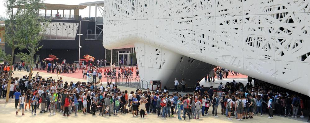 Expo  al giro di boa Biglietti a quota 10 milioni