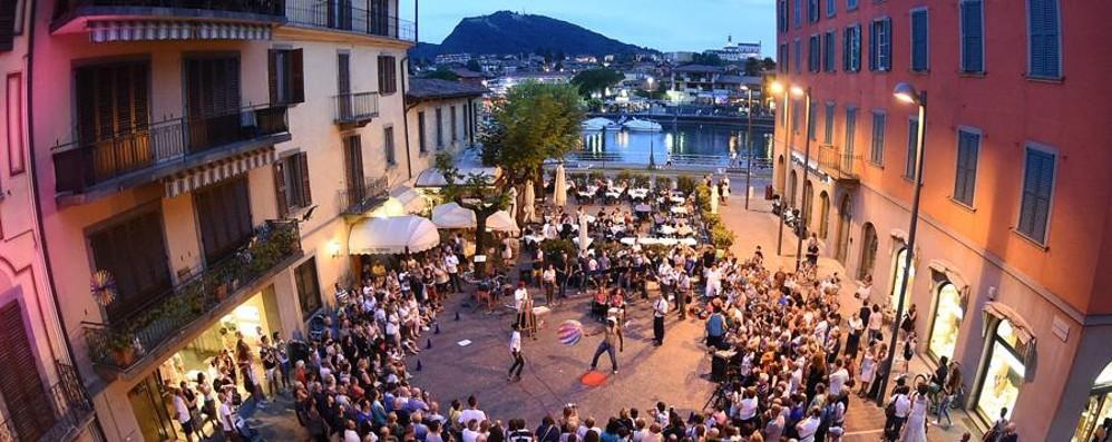 Maltempo a Sarnico, salta il Festival Si recupera domenica con una no-stop
