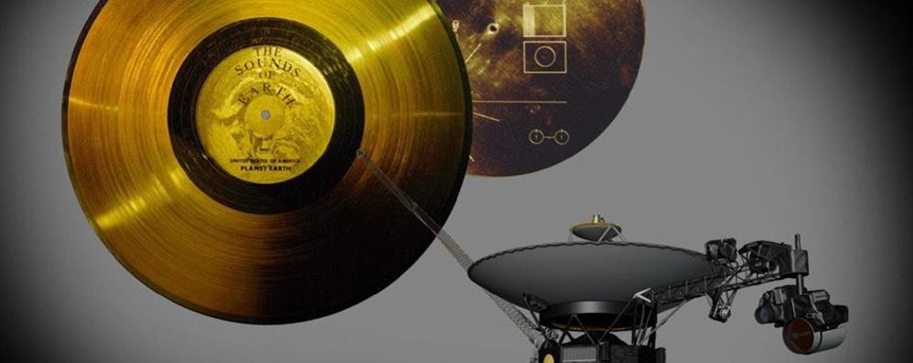 Online gli audio della Nasa: i saluti in 50 lingue viaggiano sulle Voyager