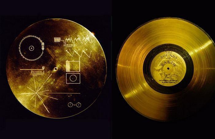 Il Golden Record della Nasa