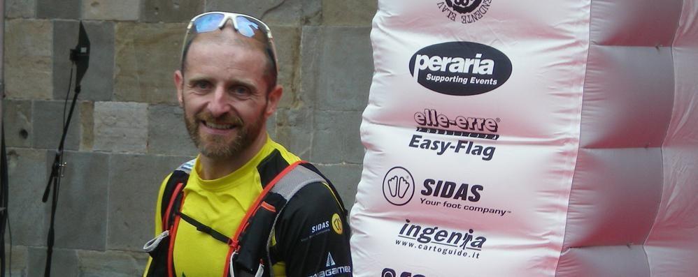 Orobie Ultra Trail, trionfo bergamasco Zanchi vince in meno di 24 ore - Video