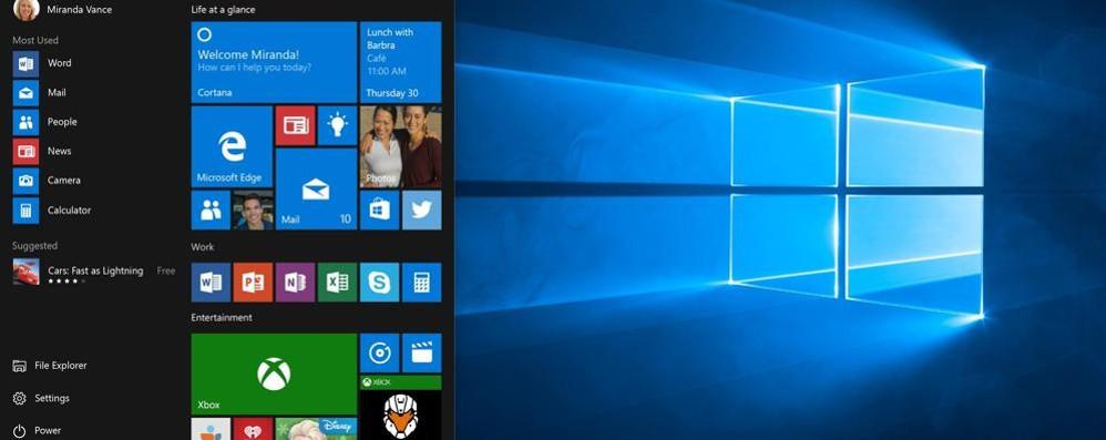 Windows 10, debutto con polemiche Mozilla: «Complicata scelta del browser»