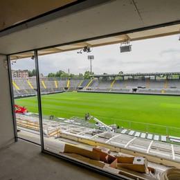Atalanta, sabato la sfida di Coppa Italia Si può vedere lo stadio con 5 euro