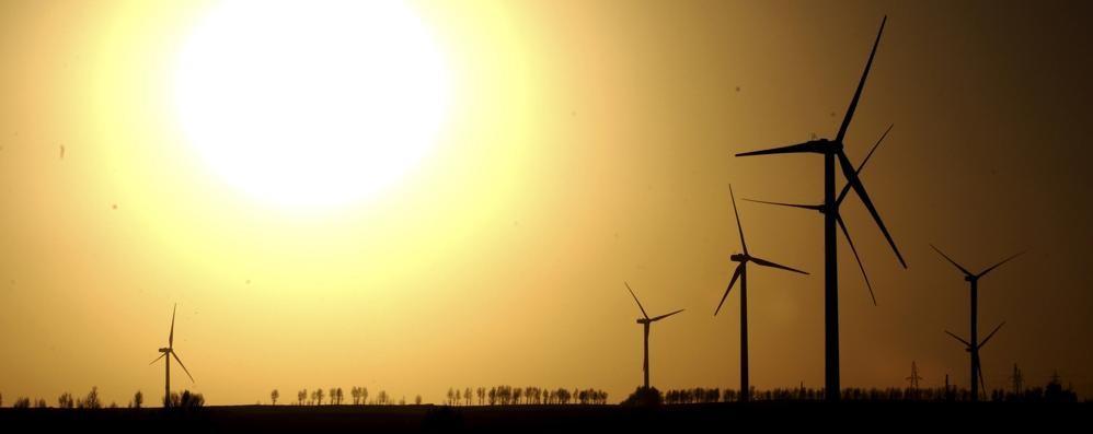 Europa, calano i gas serra Merito delle energie rinnovabili