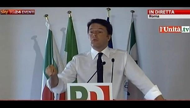 Lavoro: Renzi, Italia riparte