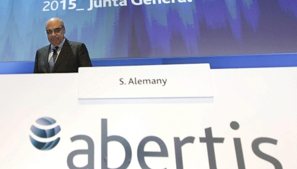 Spagnola Abertis acquista A4 Holding
