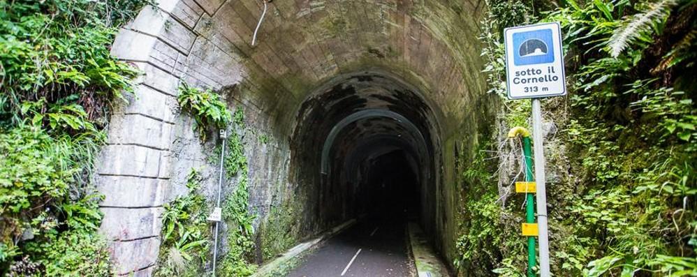 «Non andate in bici in Val Brembana Quella ciclabile è troppo pericolosa»