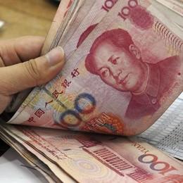 La svalutazione dello yuan preoccupa «Gli asiatici saranno più competitivi»