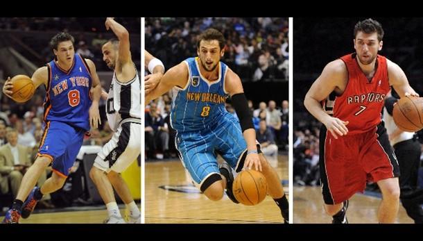 Basket: Ital-Nba travolge Lettonia 82-63