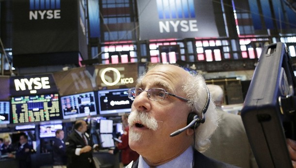 Borsa: Wall Street apre in calo, Dj-0,04