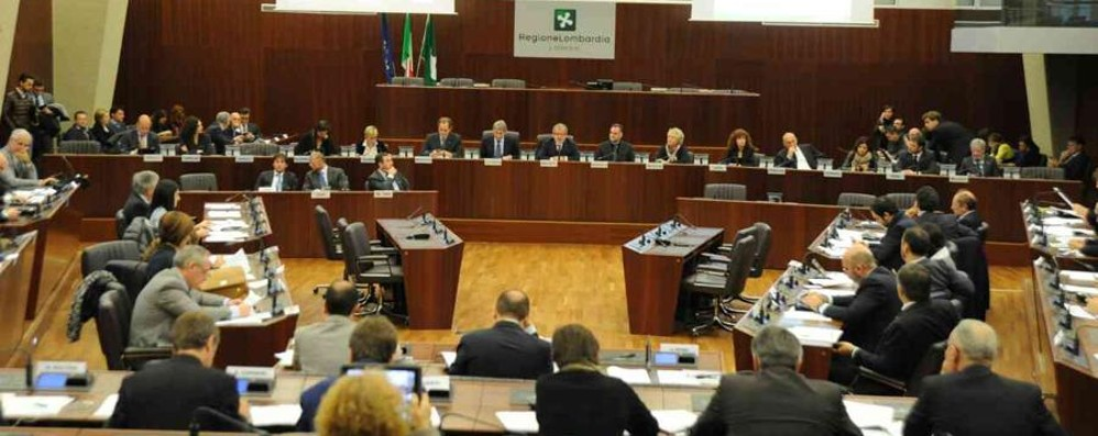 Consiglieri risparmiosi in Regione Spendevano 3 milioni, ora mezzo