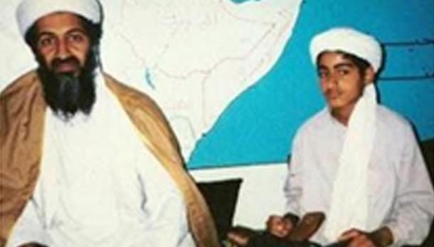 Figlio bin Laden, guerra all'Occidente