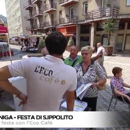 Gazzaniga: festa di Sant'Ippolito con L'Eco Café